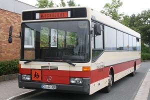 alter Schulbus Bodelstadt