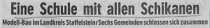 Schlagzeile Zeitung