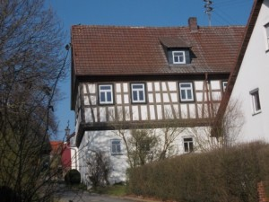 Alte Schule Herreth 1
