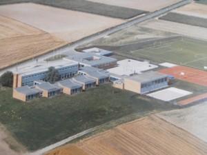 Schulanlage Bodelstadt um 1990