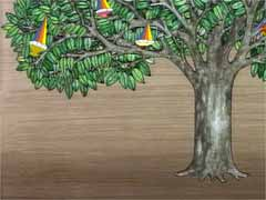Der Schultütenbaum
