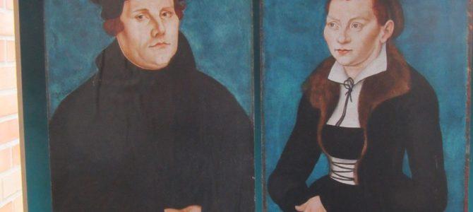 Ausstellung über Martin Luther